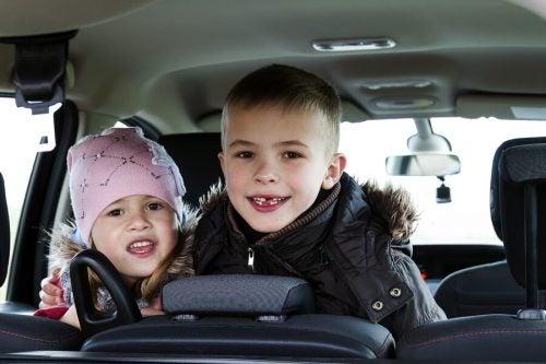 Giochi di parole da fare con i bambini durante i viaggi