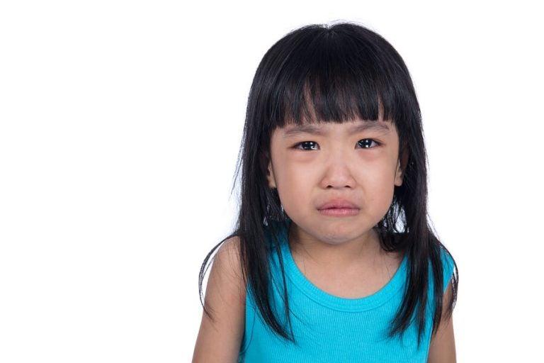 Il broncio: manifestazione dei ricatti emotivi dei bambini