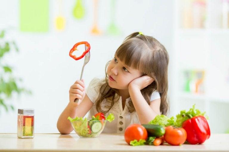 Neofobia alimentare: cos'è e come affrontarla