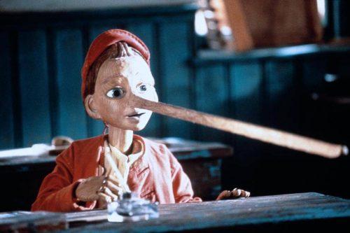 Bambini Pinocchio: come evitare che i vostri figli dicano bugie?