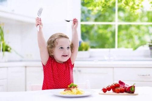 È particolarmente importante curare le abitudini alimentari dei bambini sottopeso