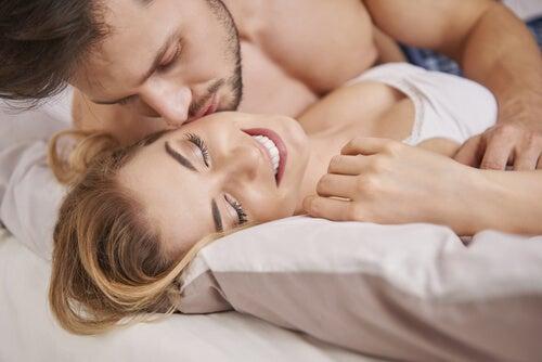 relazioni intime dopo il parto