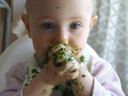 Bambini vs verdure. Come vincere la battaglia?