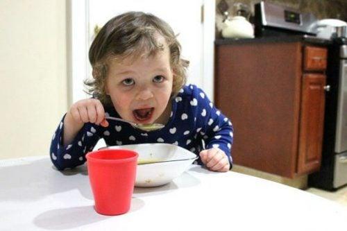 La zuppa, un alimento ideale per i bambini
