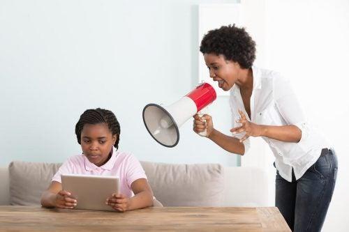 Mancanza di autorità nei genitori: come fare?