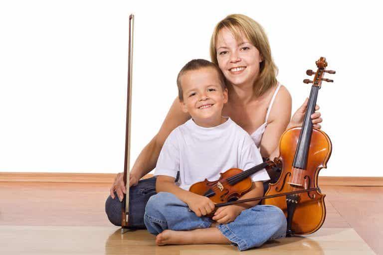 I benefici di suonare uno strumento musicale