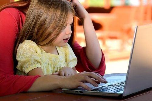 Essere madre e studiare allo stesso tempo