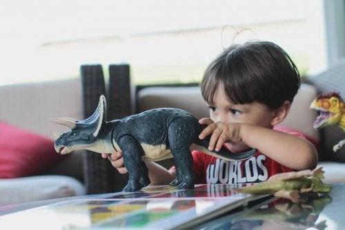 I giocattoli sono i più raccomandati per evitare allergie nei bambini