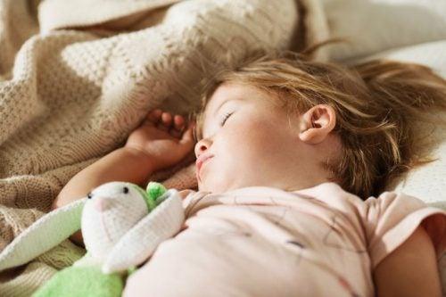 I benefici del riposino per i bambini: quali sono?