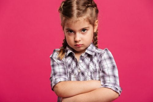 6 modi per affrontare un bambino arrabbiato