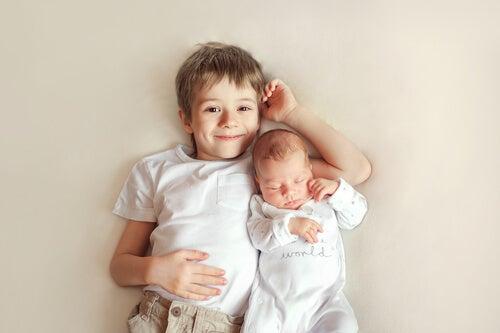Primo e secondo figlio