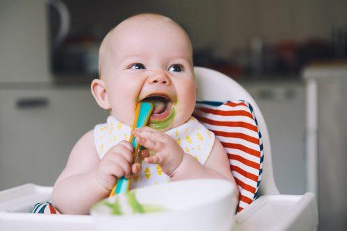 Purè di verdure per il bebè: ecco i 7 migliori