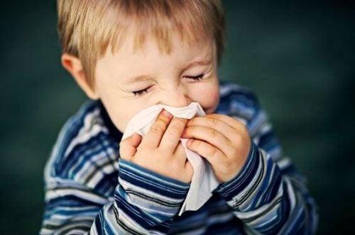 Una casa libera da allergie per i vostri figli