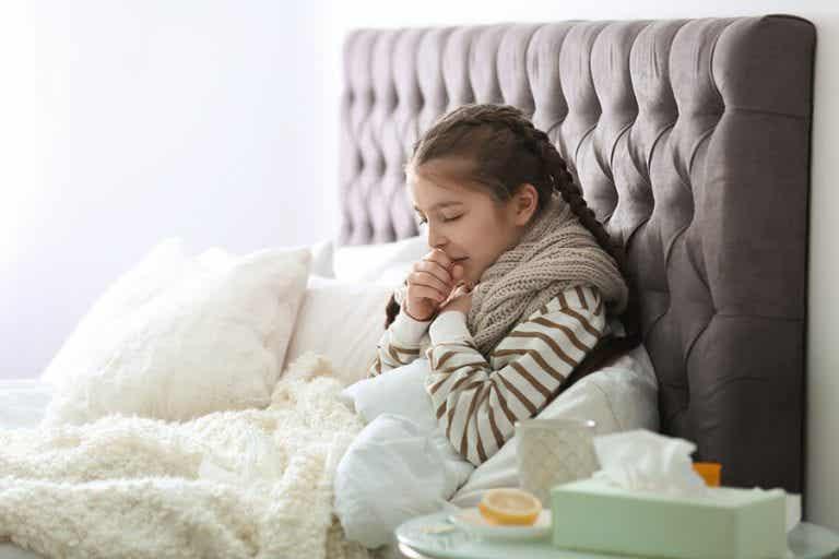 Salute cagionevole: quando un bambino si ammala spesso
