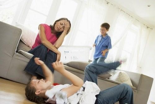 State perdendo la vostra autorità di genitori?
