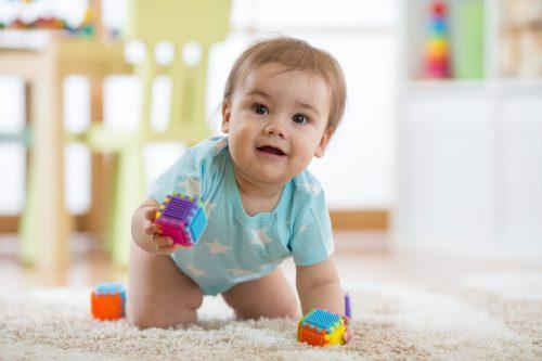 9 idee per arredare la stanza dei giochi dei bambini