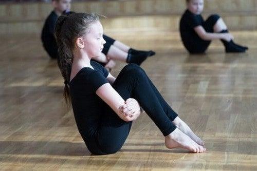 I benefici della ginnastica ritmica per i bambini