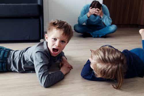 Bambini disobbedienti, cosa fare per educarli?