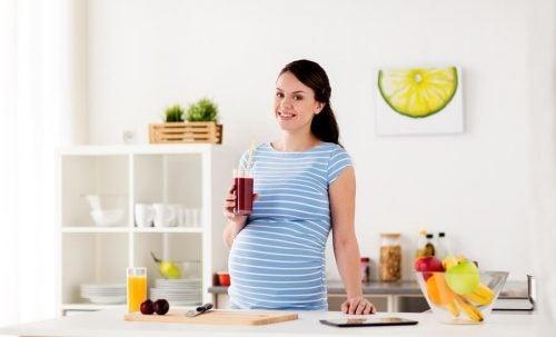 4 centrifughe per donne in gravidanza