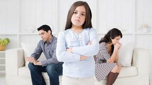 Errori comuni dei genitori divorziati: ecco quali sono