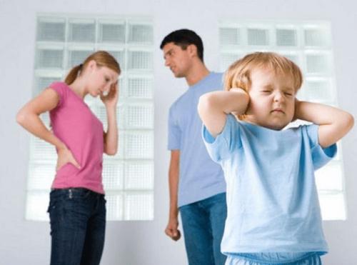 Errori comuni dei genitori divorziati