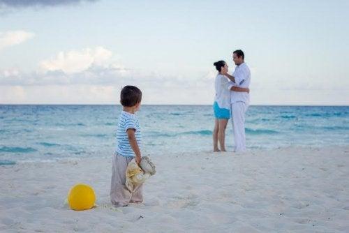 Il disaccordo sull'avere o non avere altri figli può portare a serie fratture nella famiglia