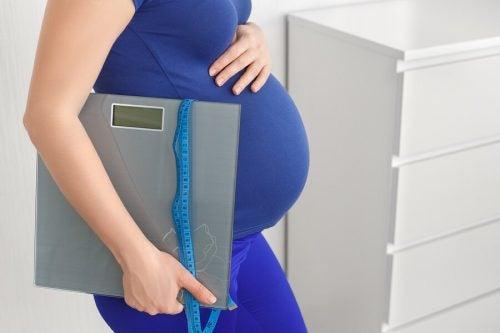 Complicazioni che derivano dall'ingrassare troppo durante la gravidanza