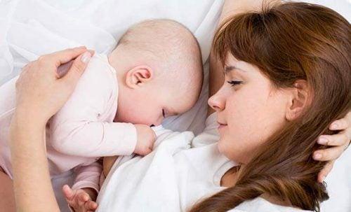 È possibile concepire durante l'allattamento?