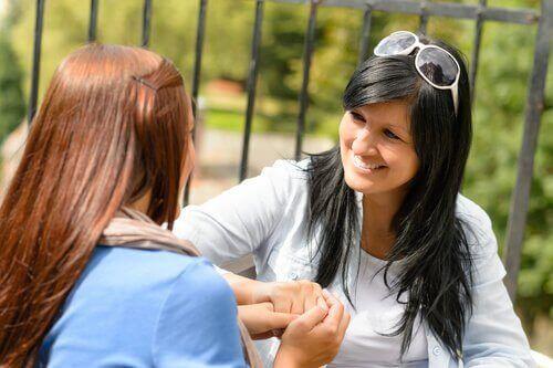 Per parlare con un adolescente è necessario portare serenità nella conversazione