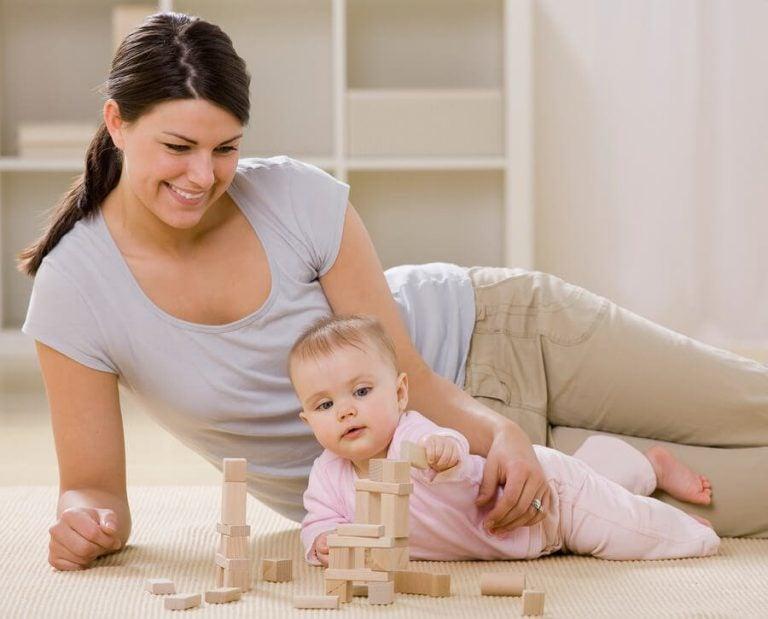 L'importanza della routine per i neonati