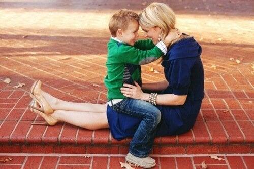 4 strategie per avere successo come mamma single