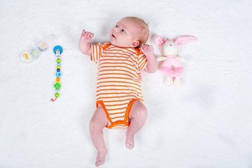 Regali per bambini appena nati: 5 idee