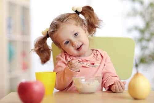 Rinforzare le difese immunitarie dei bambini