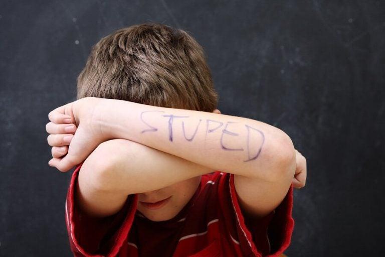 3 problemi di autostima nei bambini