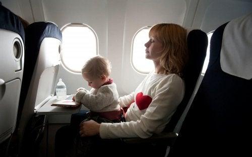 Viaggiare con i bebè può essere un'esperienza piacevole e rilassante