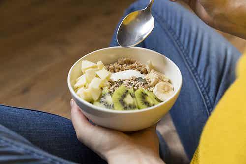 6 alimenti per ridurre i fastidi della gravidanza