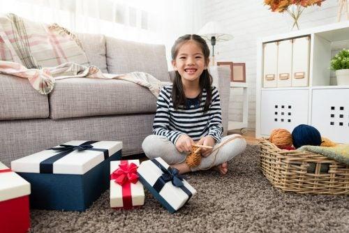 Sindrome del bambino con troppi regali: come si può evitare?