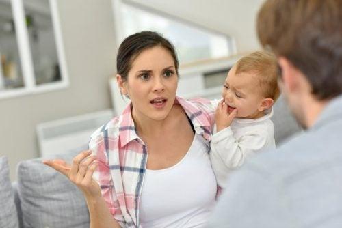 La separazione dei genitori: come influisce sui figli?