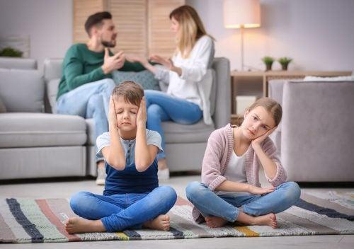 In che modo influisce l'infedeltà di coppia sui figli?