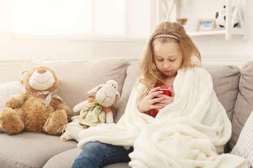 5 rimedi naturali pericolosi per i bambini