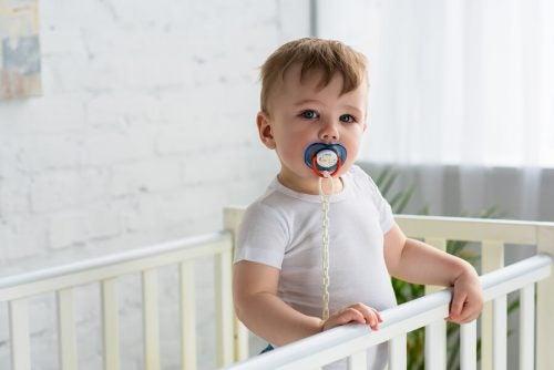 Trucchi per togliere il ciuccio ad un bambino
