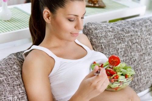 Alimenti ricchi di ferro in gravidanza