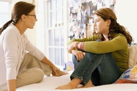 Soprattutto con i figli più grandi, una delle alternative al castigo è chiedere loro di proporre una soluzione al problema