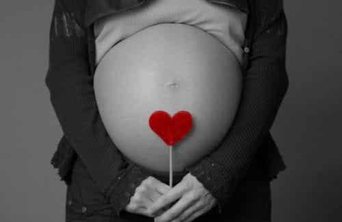 Quali sensi si attivano di più durante la gravidanza?