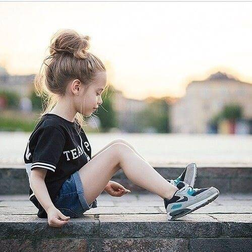 Insegnate ai vostri figli a vestirsi correttamente