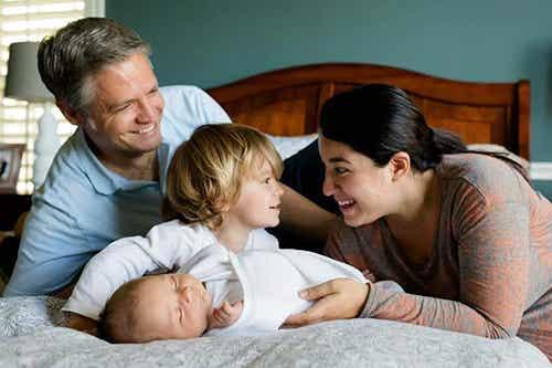 L'importanza di amare allo stesso modo tutti i figli
