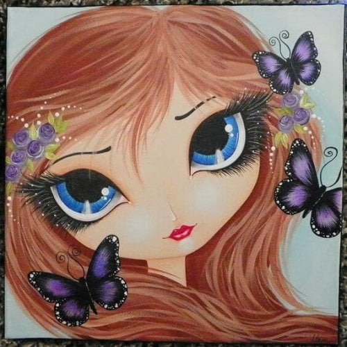 I bimbi sono farfalle, tocca a noi lasciarli volare alto nel cielo prima o poi