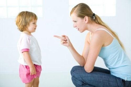 Il bambino è in grado di capire il significato della parola NO