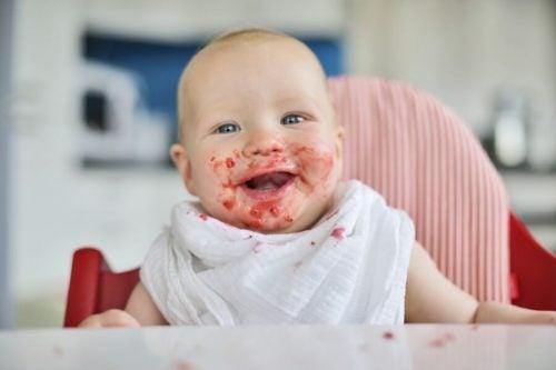 Alimenti di cui ha bisogno il bambino nei primi anni di vita