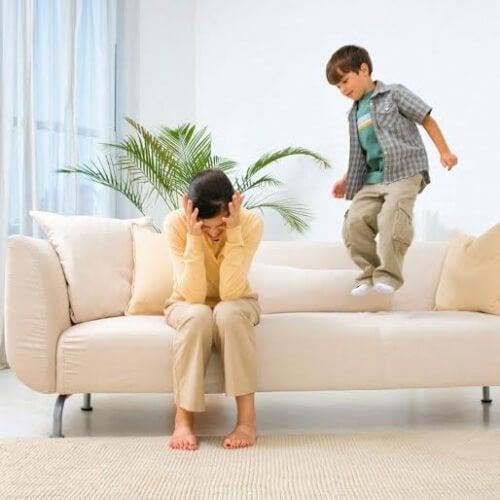 Come educare un bambino iperattivo